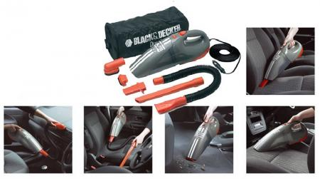 BLACK AND DECKER ACV 1205